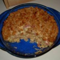 Reuben Hot Dish