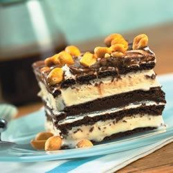 Hot Fudge Ice Cream Bar Dessert Recipe