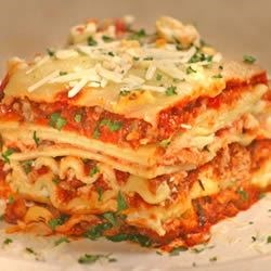 World's Best Lasagna Recipe