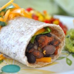 Black Bean Soft Tacos Recipe