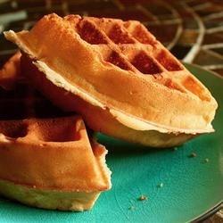 Waffles I Recipe