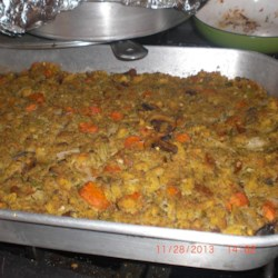 Oyster Dressing (Stuffing)