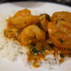 Ann's Shrimp Etouffee