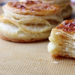 Butter Puff Biscuit Dough