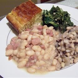 Ham and Beans