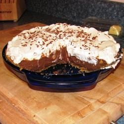 Chocolate Cream Pie I