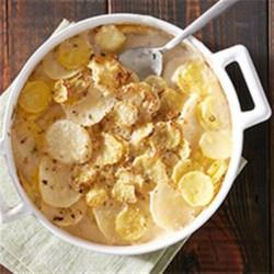 Comforting Scalloped Potatoes