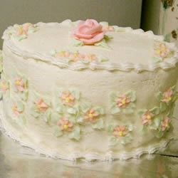 Wedding Cake Icing Recipe   Allrecipes com Photo of Wedding Cake Icing by CHAYES100