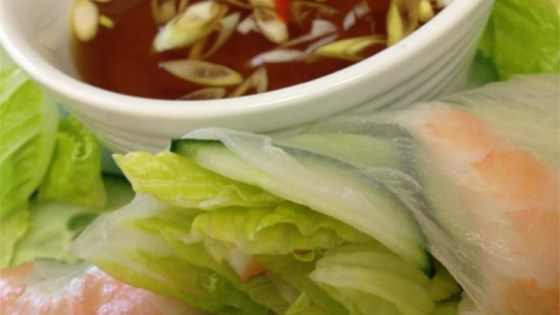 Nuoc Cham Vietnamese Bbq Pork