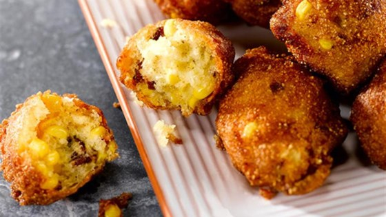 Style Recipe Southern Cornbread Fritters