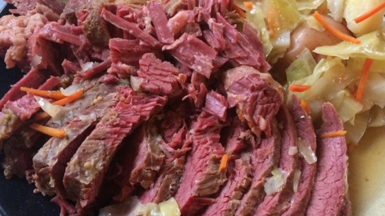 Photo of Slow-Cooker Corned Beef and Cabbage   by LUSYRSGIRL