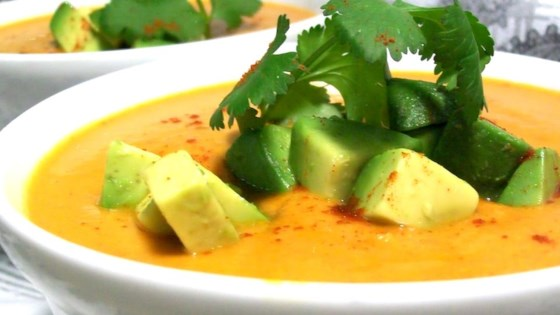 Photo of Pumpkin Chipotle Soup by Chris