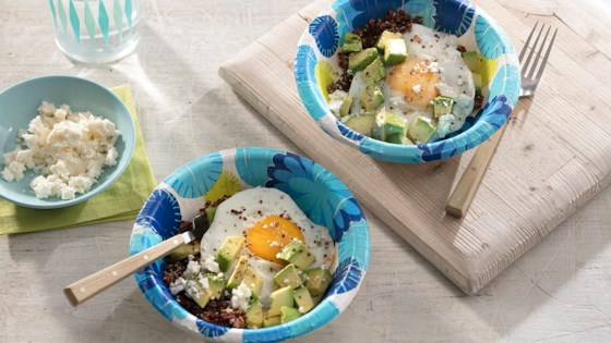 Avocado Breakfast Bowl