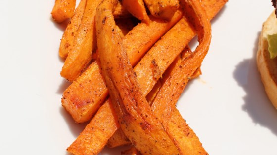 Image result wey dey for sweet potato fries?