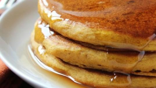 Photo of Pumpkin Pancakes by Ruth