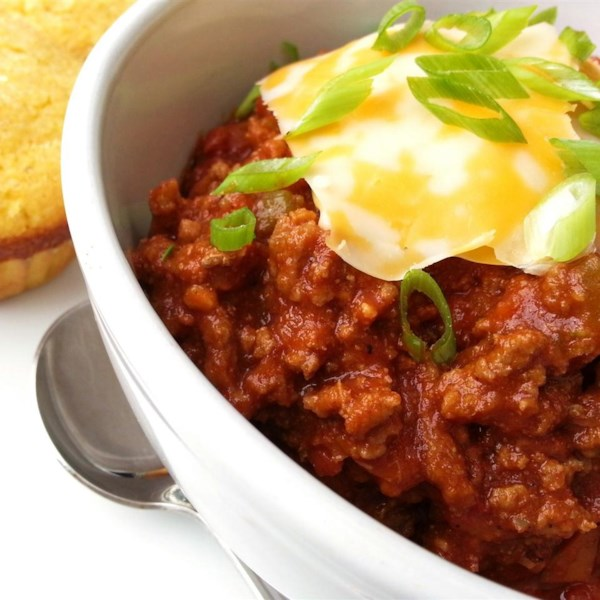 Chili Recipes Easy Beanless