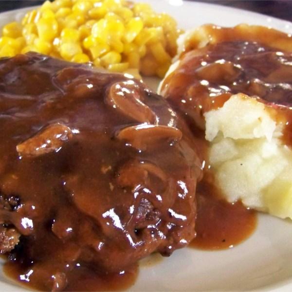 Salisbury Steak Photos