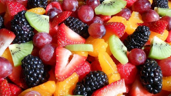 Perfect Summer Fruit Salad