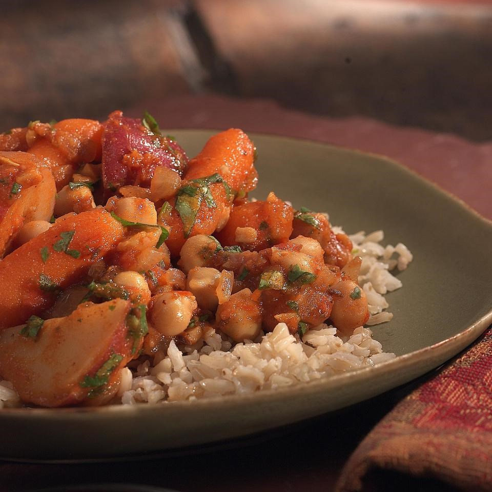 Indian Vegetable Stew Recipe Eatingwell