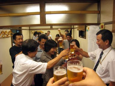 In Japan Even Light Alcohol Consumption Increases Cancer Risk