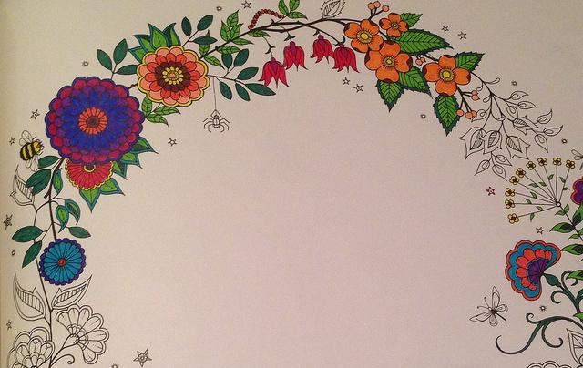 The Therapeutic Science Of Adult Coloring Books How This