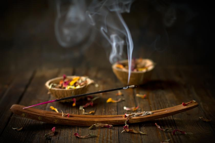 Image result for incense smoke