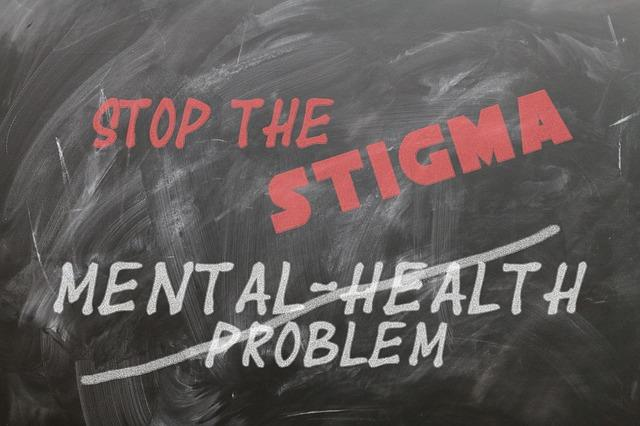 Image result for public domain images about the stigma of mental illness