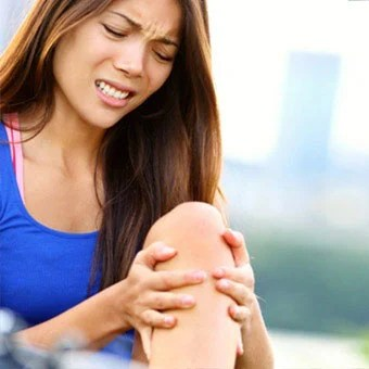 Bursa inflammation contributes to joint pain, knee pain, stiffness, and knee swelling.