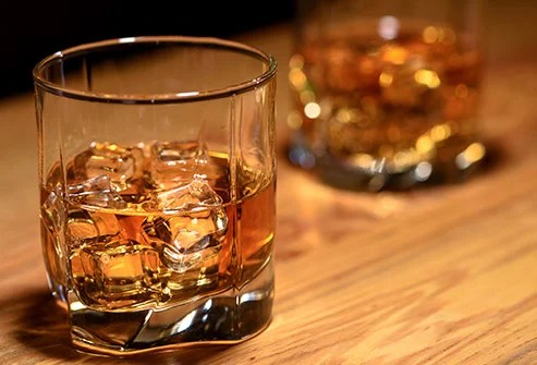 Alcohol may make you sleepy initially, but it interferes with sleep in the long run.