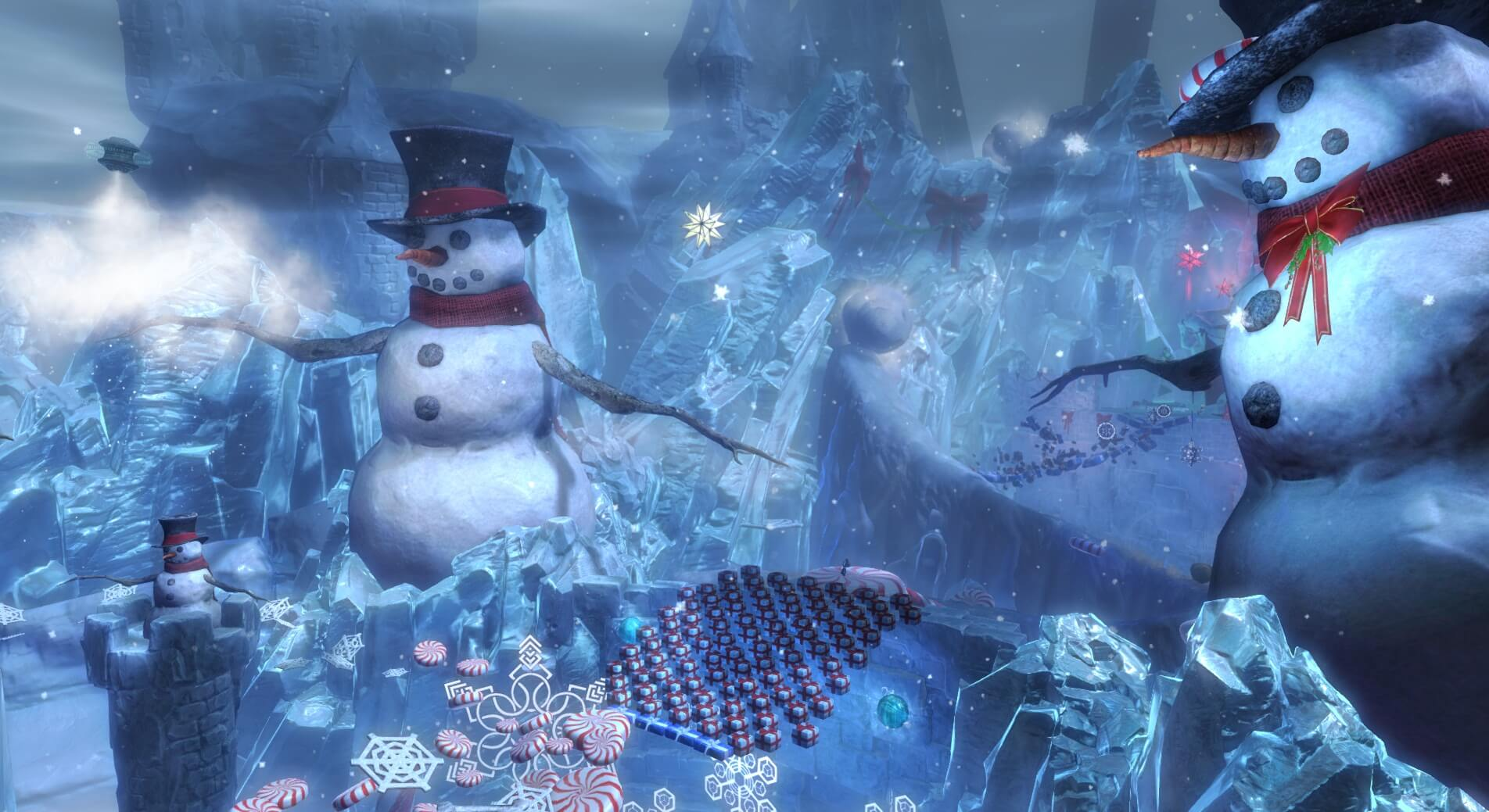 Guild Wars 2 Der Wintertag Naht Mein MMOde