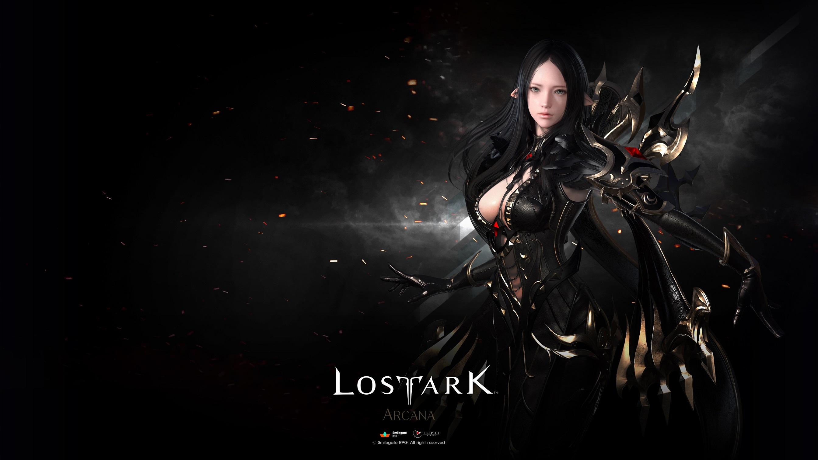 Lost Ark Meets Monster Hunter So Sehen Guardian Raids