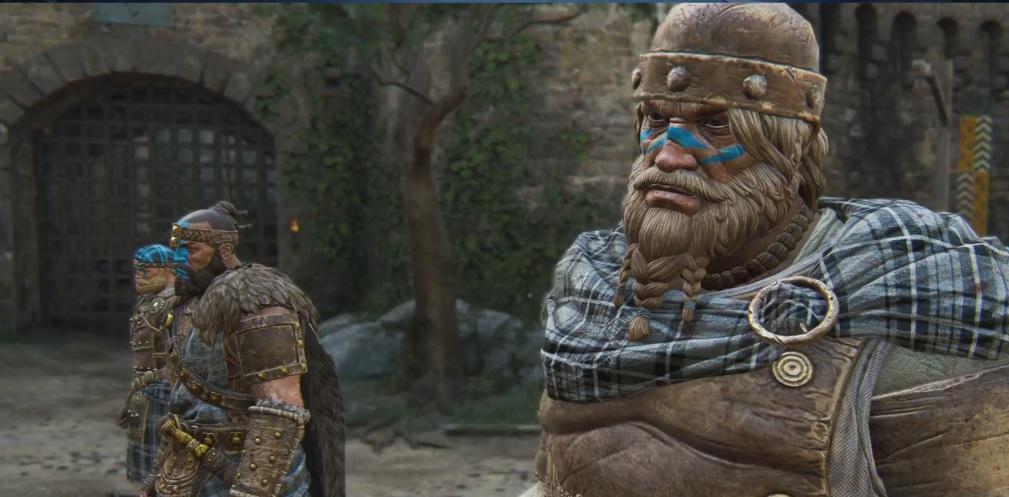 Die Neuen Helden In For Honor Trailer Zu Highlander Und