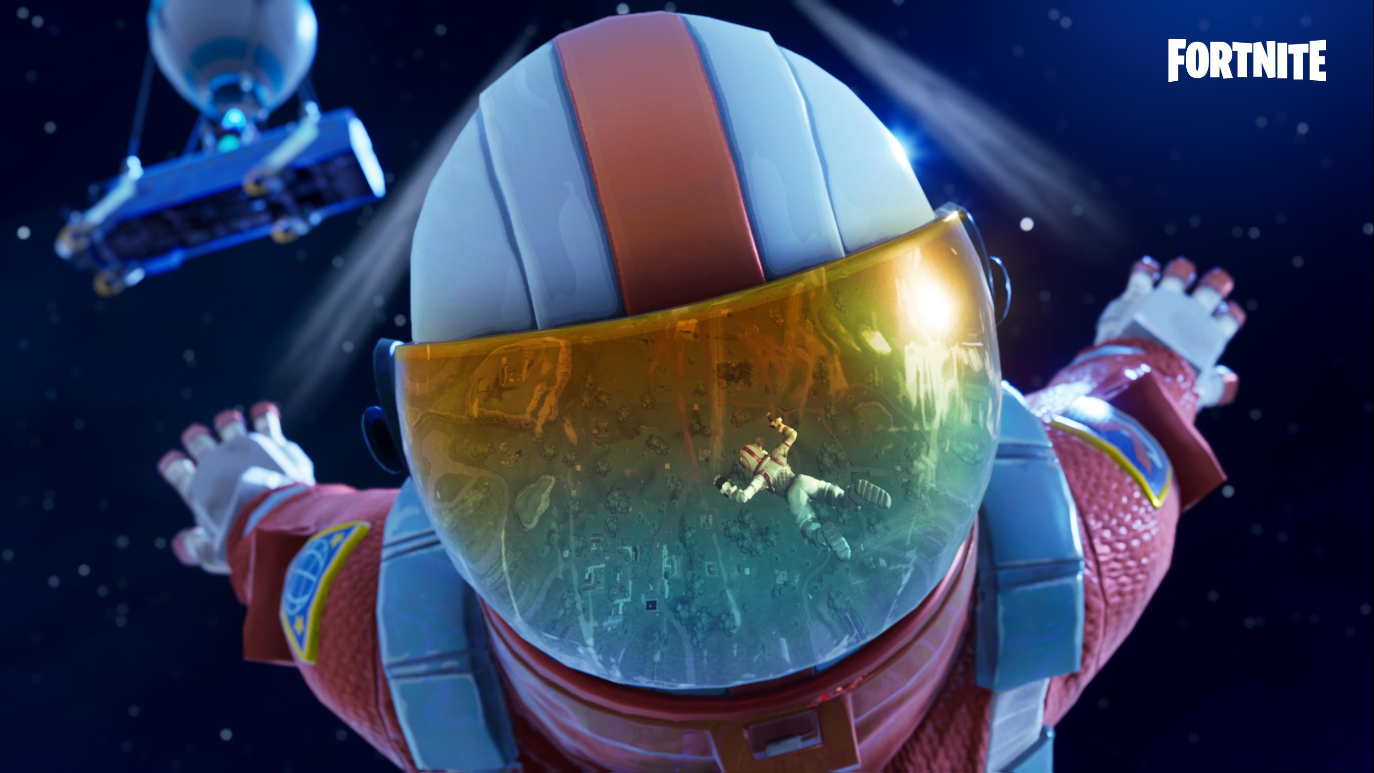 Fortnite Season 3 Battle Pass Bringt Astronauten Bietet