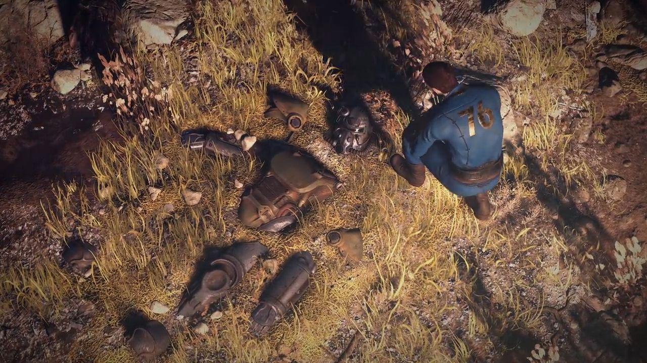 Fallout 76 Ist Immer Online Hat Keine NPCs Und Keinen