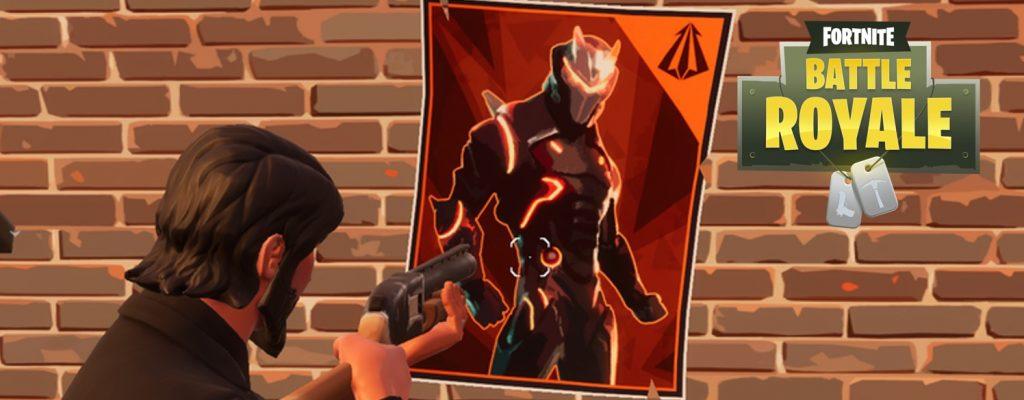 Fortnite Poster Carbide Oder Omega Poster Besprhen