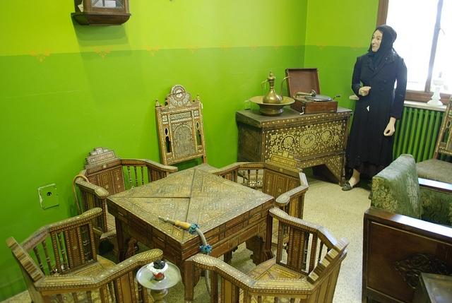 Tourists Visit Jordan Folklore Museum Roman Theater Editorial