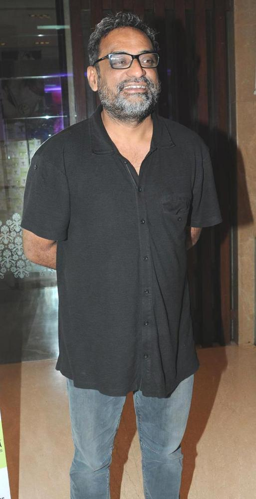R Balki is in a Good Mood at The Launch Of Zumba Fitness Event