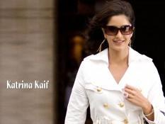 Katrina Kaif Stylist Wallpaper In White Blazer