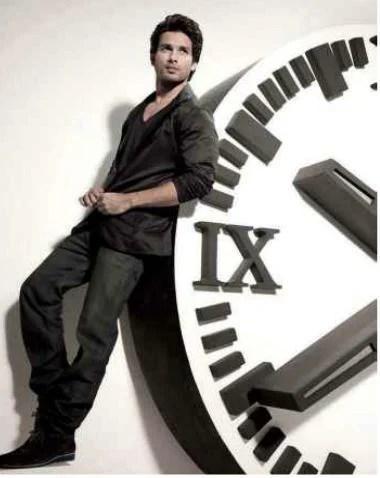 Shahid Kapoor Stylist Look For Filmfare