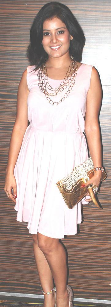 Archana Gupta at Los Angeles Movie Awards 2012