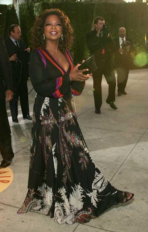 Oprah Winfrey Nominated For Oscars
