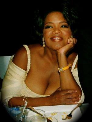 Oprah Winfrey Sexy Cleavages Expose Still