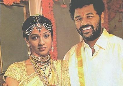 Prabhu Deva Latest Pic With Nayanthara