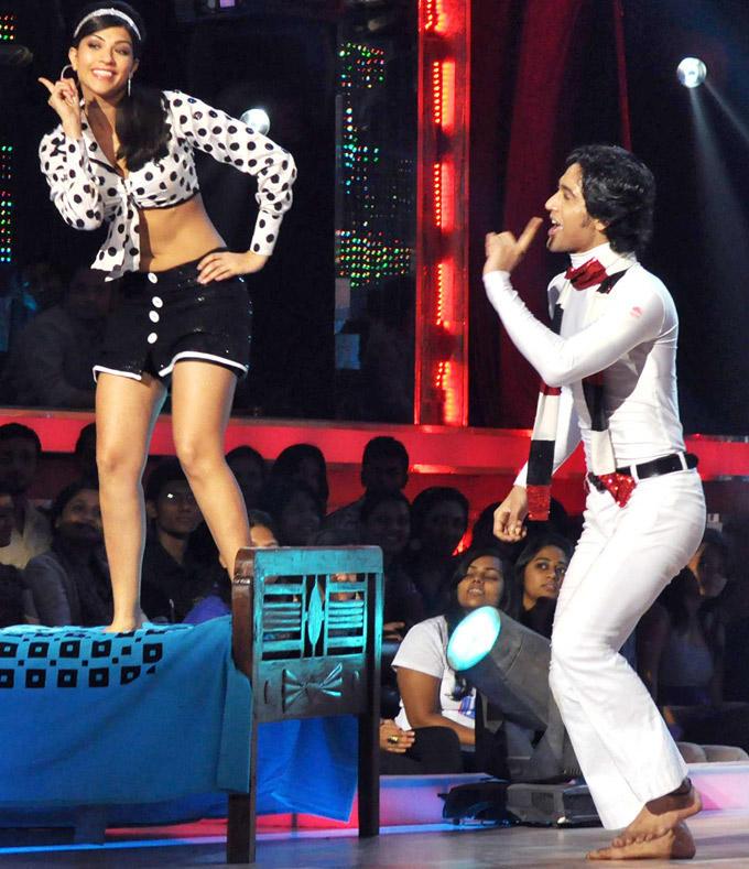 Sanam Johar Latest Performance With Archana Vijay at JDJ Season 5