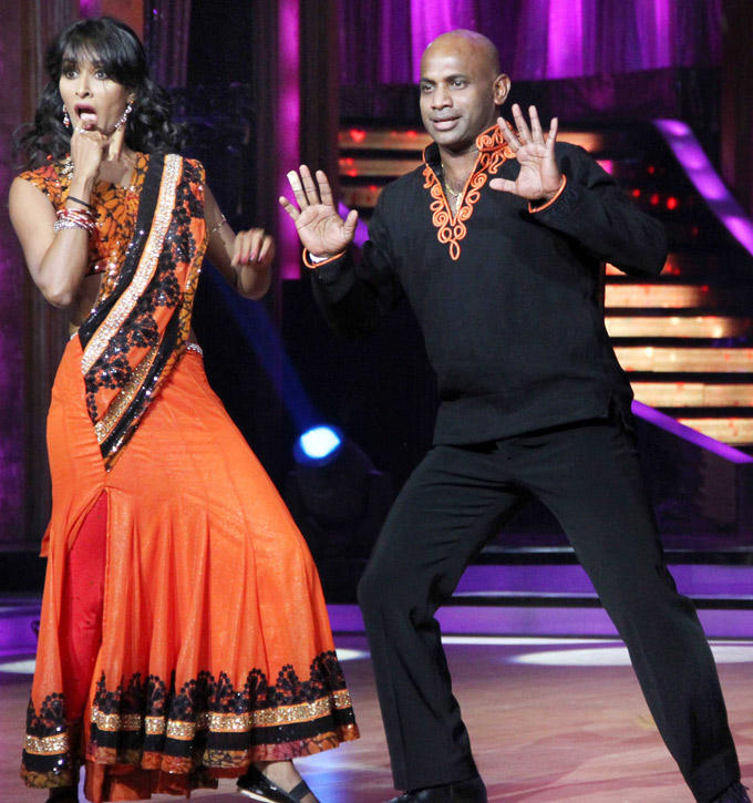 Sanath Jayasuriya Latest Performance Still in Jhalak Dikhla Jaa 5