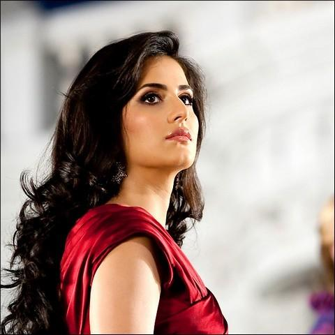 Katrina Kaif In Lux Ad Hot Picture