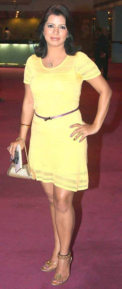 Jennifer Mistry Bansiwal Spotted at SAB Ke Anokhe Awards 2012