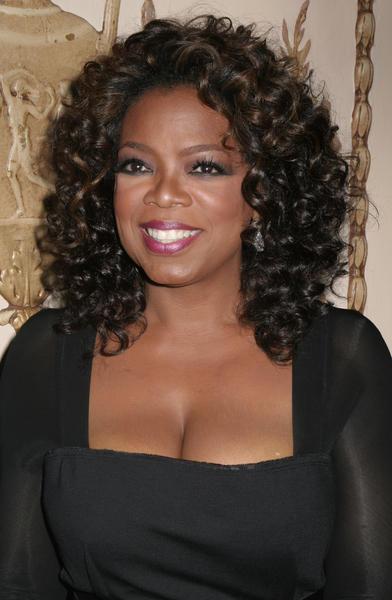 Black Beauty Oprah Winfrey Curly Hair Still
