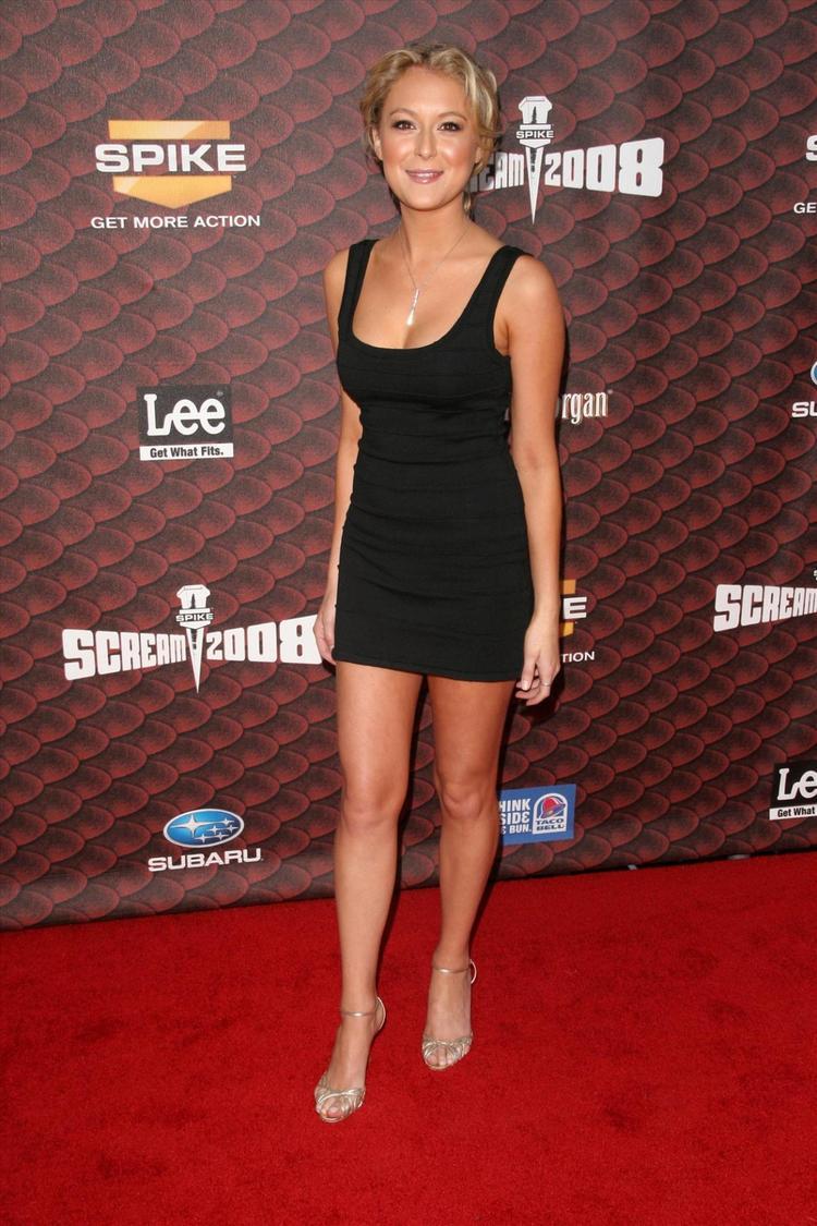 Alexa Vega Short Black Dress Sexy Still