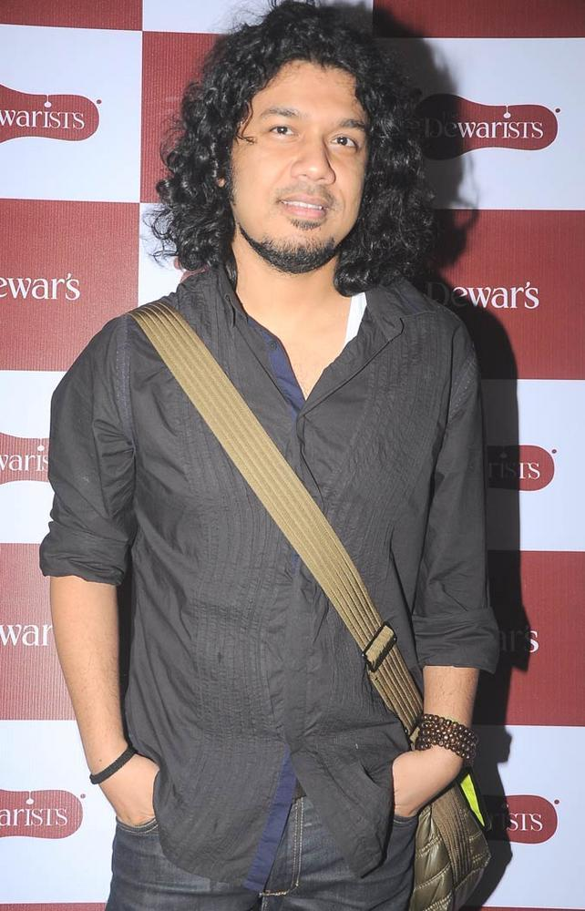 Papon at The Dewarists Event